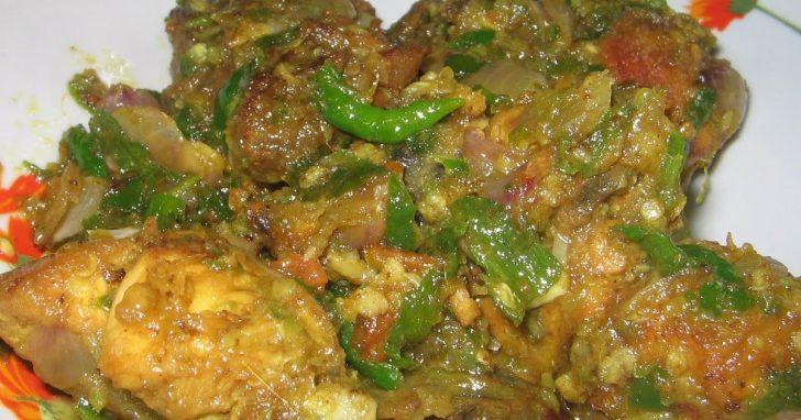 Permalink to Resepi Ayam Masak Sambal Hijau (Sedap!)